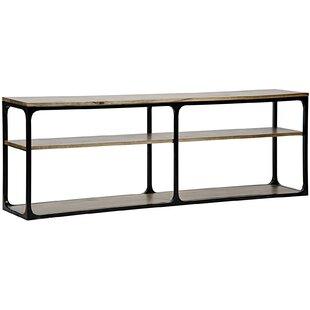 Noir Novie Console Table