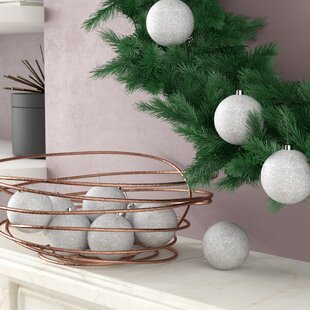 quickview - White Christmas Tree Ornaments