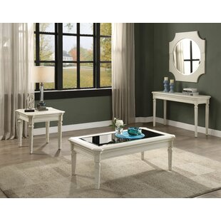 Savings Brook 2 Piece Coffee Table Set By One Allium Way