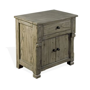 Online Reviews Packard 1 Drawer Nightstand by Loon Peak