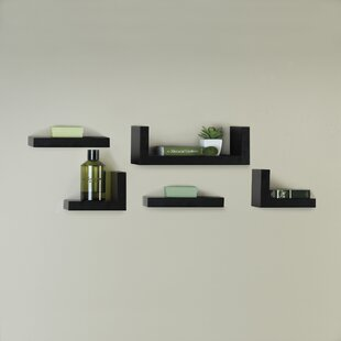5 Piece Shelf Set