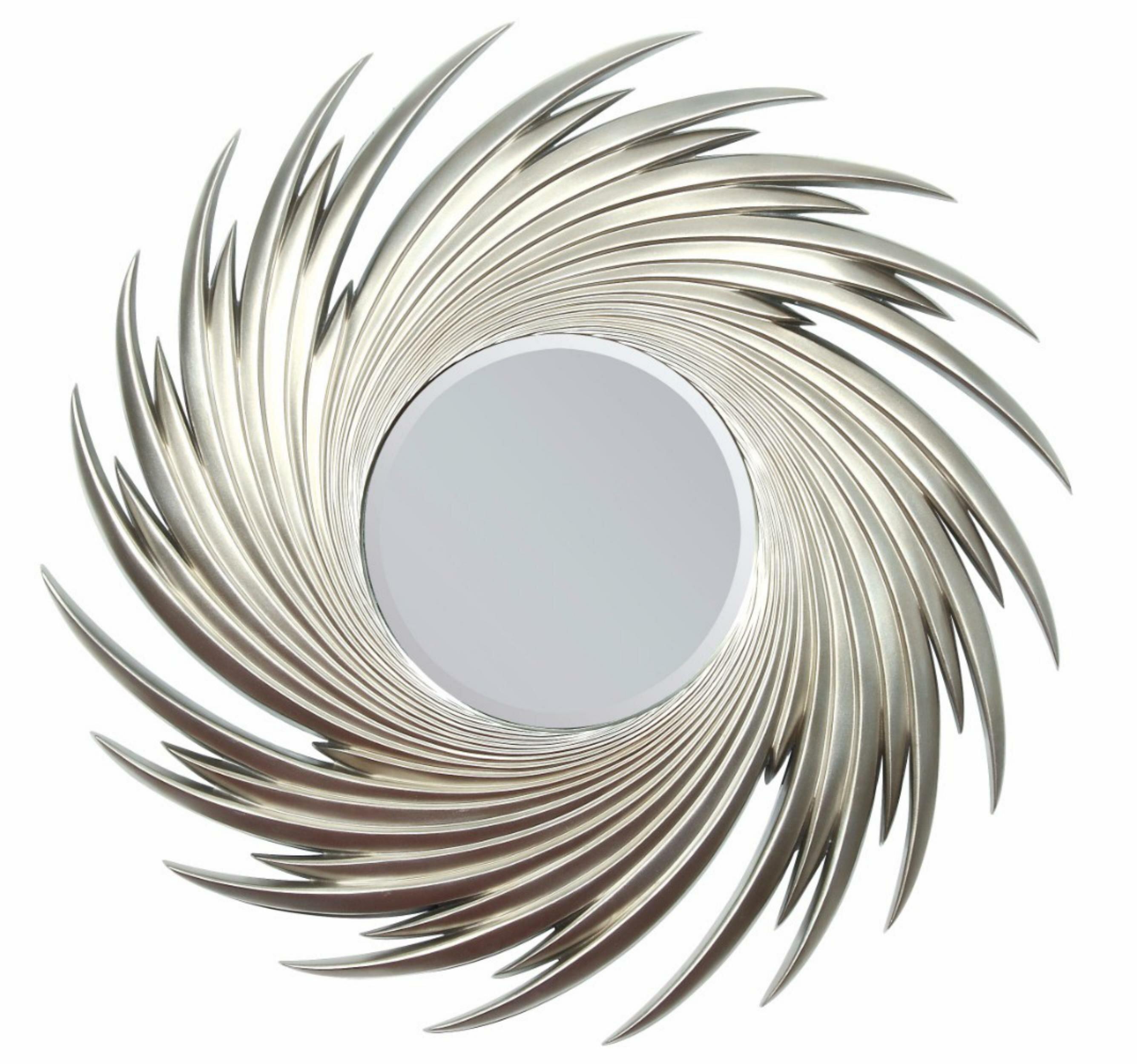Orren Ellis Messerschmidt Sharp Frame Accent Mirror Wayfair