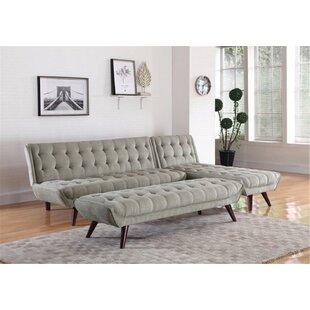 Bromyard Sleeper Convertible 3 Piece Living Room Set by Mercer41