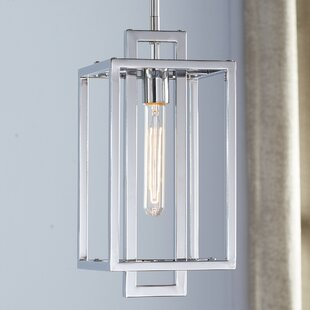 Tianna 1-Light Square/Rectangle Pendant by Union Rustic