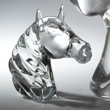 Glass Horse Decorative Objects You Ll Love In 2020 Wayfair