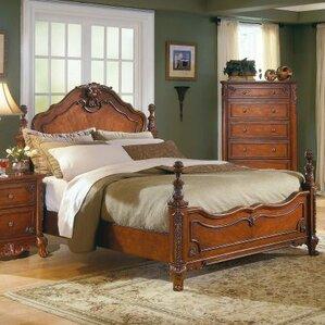 Ellsworth Panel Bed by Astoria Grand