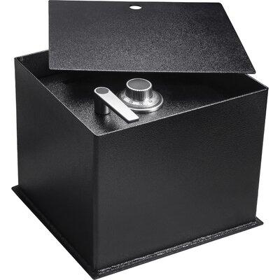 089 Cubic Ft Floor Safe Lock Barska