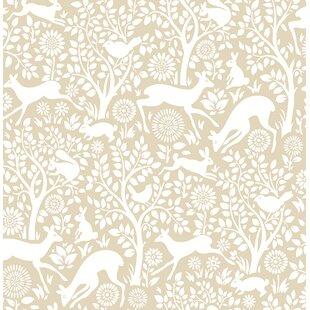 Brown Animal Wallpaper