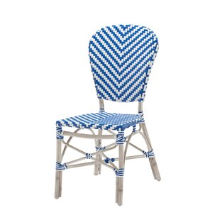 Paris Stacking Patio Dining Chair