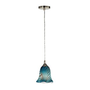 Bay Isle Home Beulah 1-Light Mini Pendant