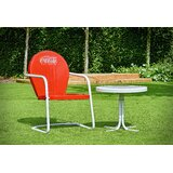 Coca-Cola 3 Piece Bistro Set