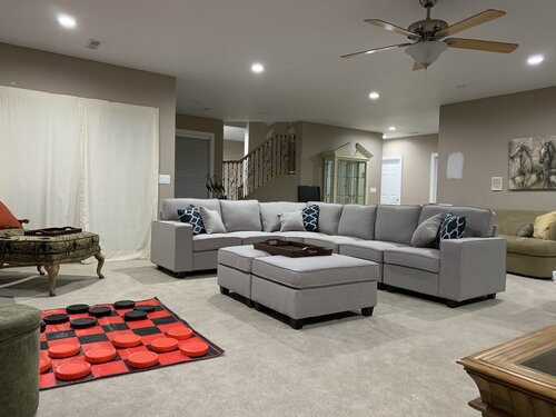 700 Red Living Room Design Ideas Wayfair