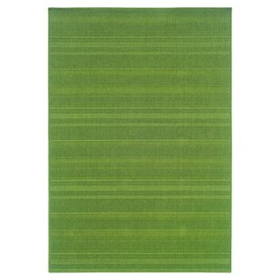 Kelli Green Indoor/Outdoor Area Rug By Zipcode Design