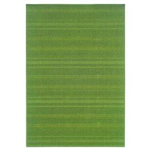 Whipple Green Indoor/Outdoor Area Rug