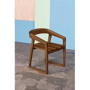 Celine Solid Wood Dining Chair by Ebb and..