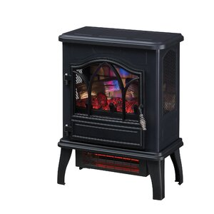 Infrared Quartz Fireplace Electric Stove