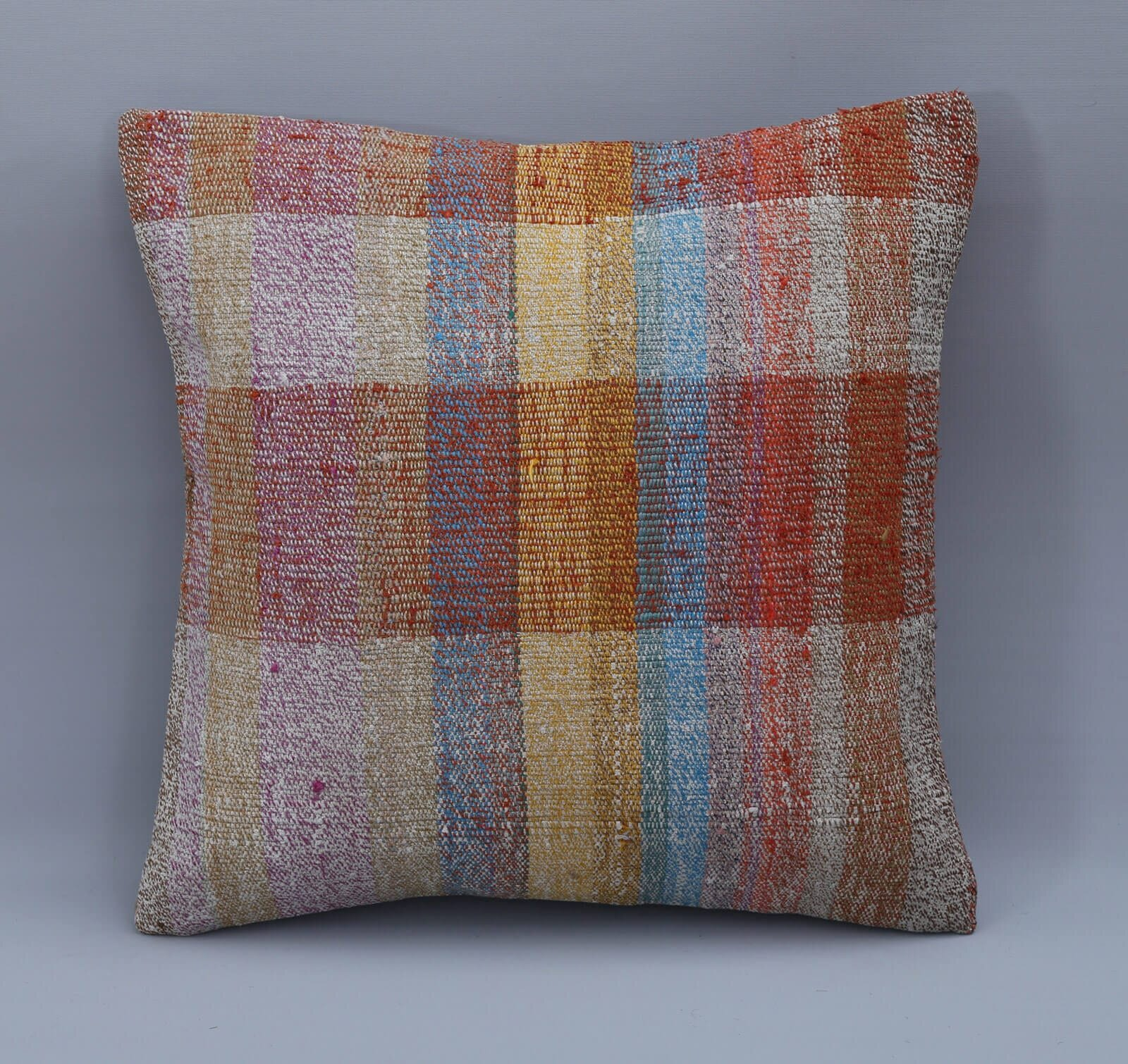Rosalind Wheeler Gavril Square Wool Pillow Cover And Insert
