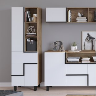Keaton Bookcase By Ebern Designs