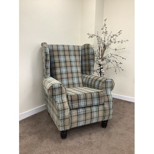 Northampt Wingback Chair August Grove