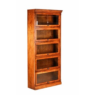 Torin Legal Barrister Bookcase Millwood Pines
