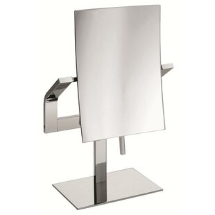 Valsan Sensis Magnifying Bathroom/Vanity Mirror