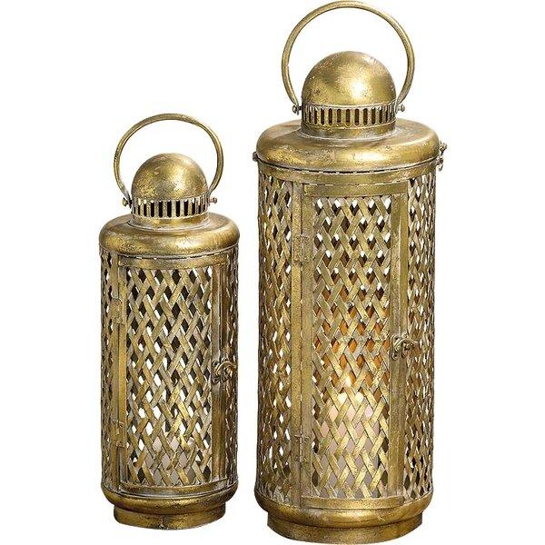 Lanterns Candle Lanterns Garden Lanterns Wayfair Co Uk