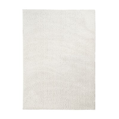 Hochflor-Teppich in Weiß | Heimtextilien > Teppiche > Hochflorteppiche | Carpet City
