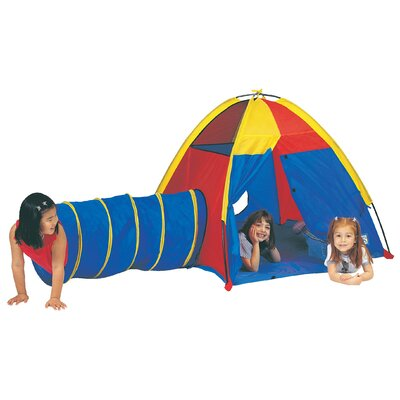 Hide Me Play Combination Tunnel  sc 1 st  Wayfair & Playhut Megaland Play Tent u0026 Reviews | Wayfair