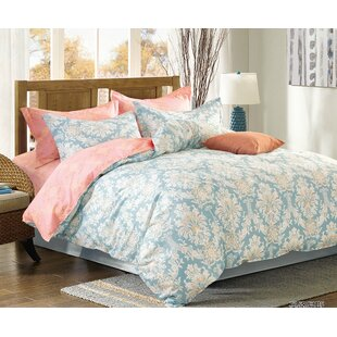 Echavarria Cotton Duvet Cover Set