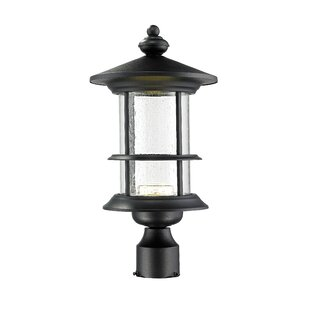 Crow 18-Light LED Lantern Head By Breakwater Bay Outdoor Lighting