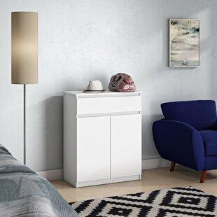Compare & Buy Kepner 1 Drawer and 2 Door Armoire ByZipcode Design