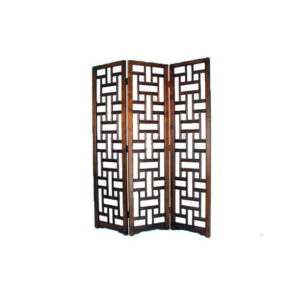Foundry Select Ramsell 3 Panel 6 5ft Room Divider Wayfair