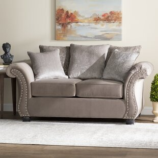 Agnes Loveseat by Alcott Hill