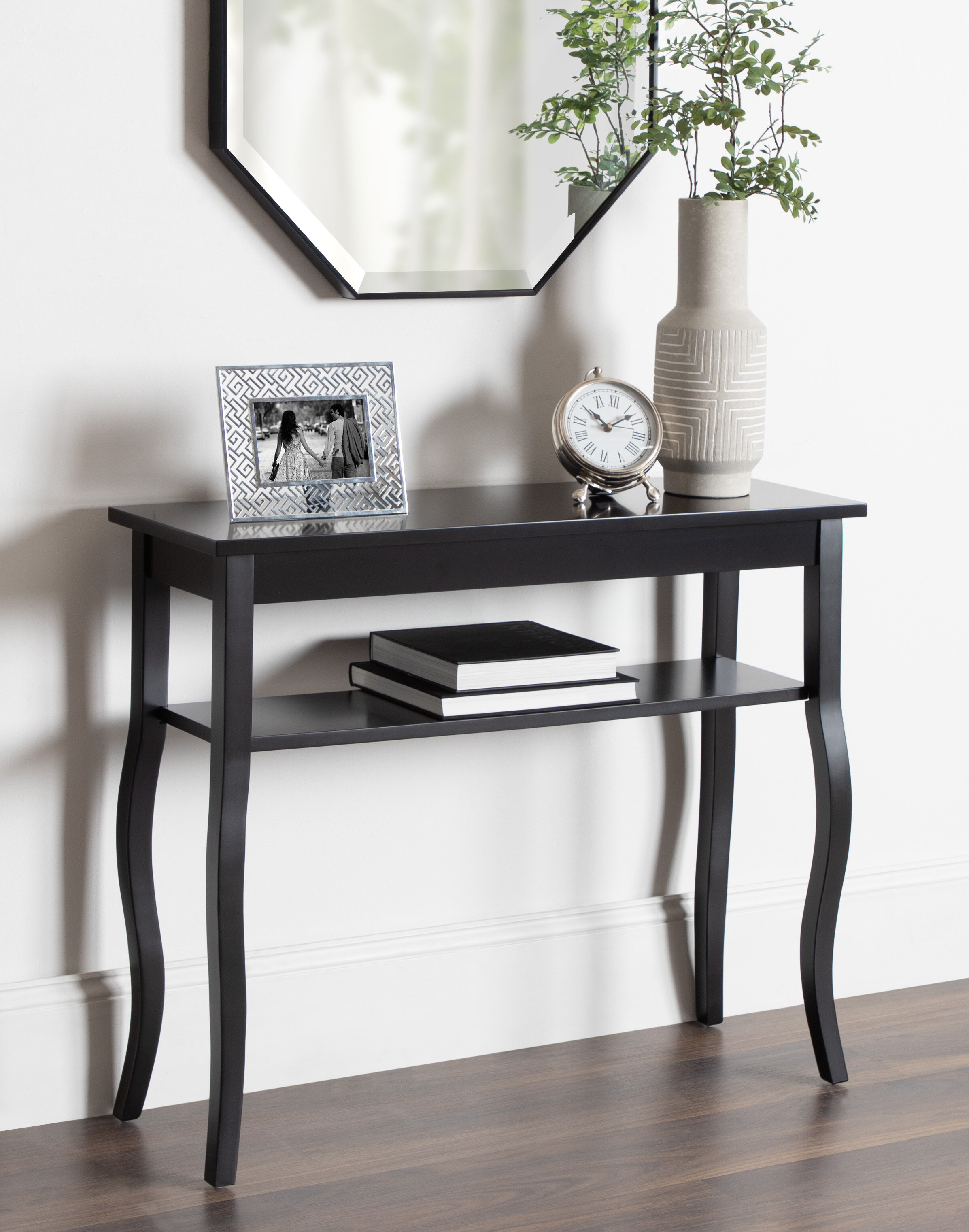 Andover Mills Danby 36 Console Table Reviews Wayfair