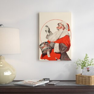 u0027A Drum for Tommyu0027 by Norman Rockwell Graphic Art on Wrapped Canvas & Tommy Bahama Wall Art   Wayfair