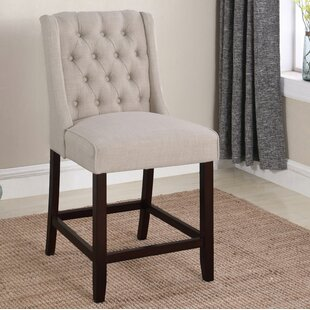 Remy 25 Bar Stool (Set of 2) Alcott Hill