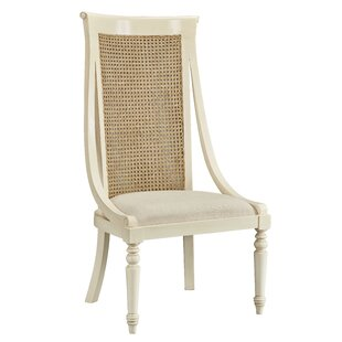 Miyashiro High Back Dining Chair (Set of 2) Bloomsbury Market
