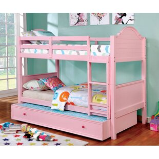 Jepson Bunk Bed by Harriet Bee