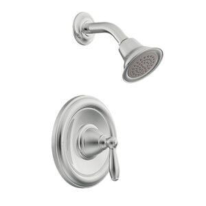 Brantford Posi-Temp Shower Faucet Trim with Lever Handle