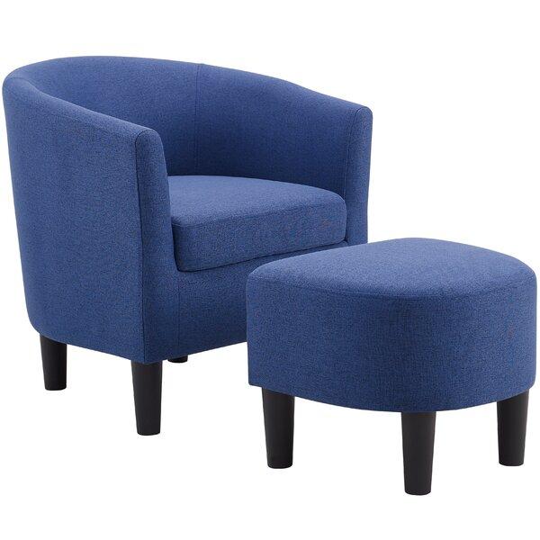Astounding Chair With Footrest Wayfair Dailytribune Chair Design For Home Dailytribuneorg