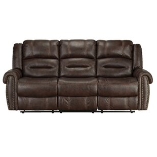 Lohman Manual Motion Reclining Sofa by Winston Porter