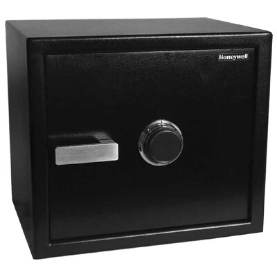 017 Cu Ft Steel Security Safe with Combination Lock Honeywell