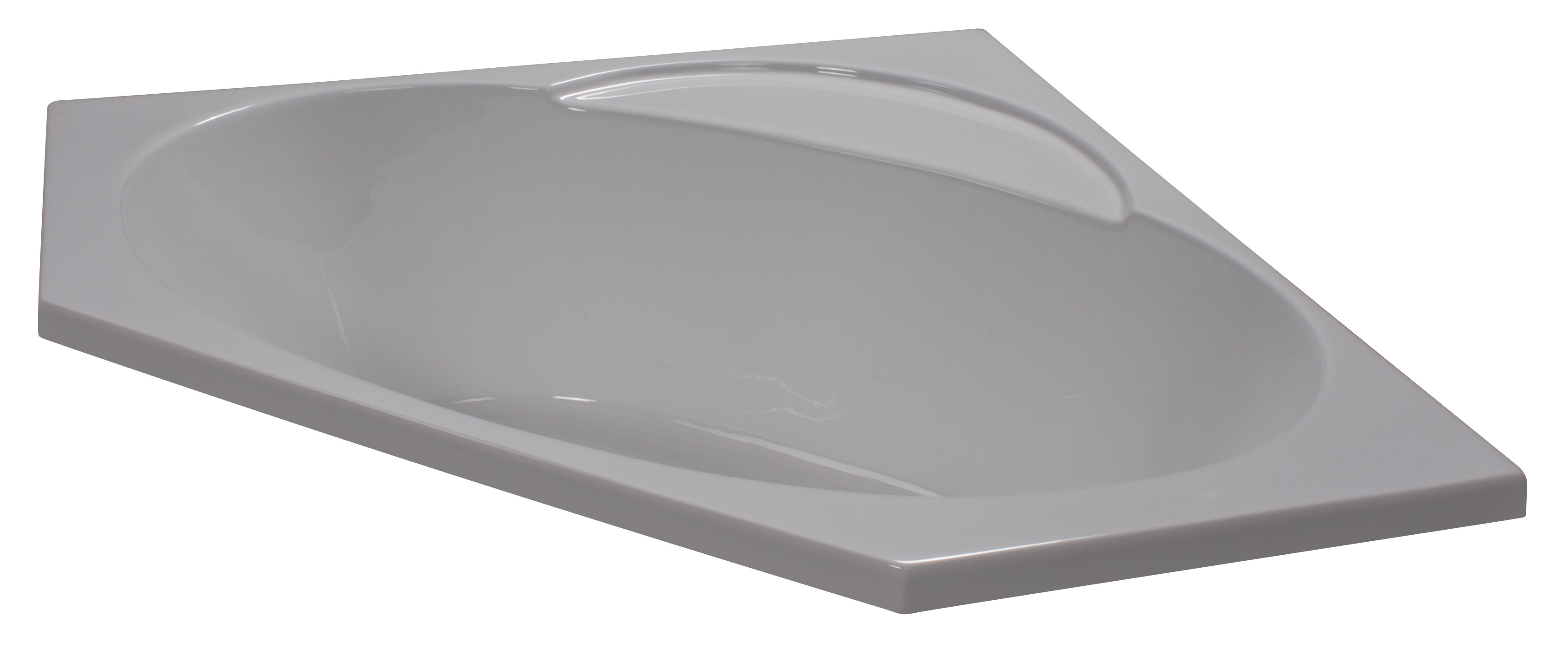 48 X 48 Soaker Corner Bathtub