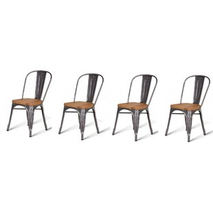 Gurrola Dining Chair (Set of 4) Williston Forge