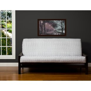 75 Zipper Box Cushion Futon Slipcover