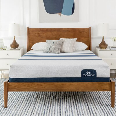 "Queen Size MAX 12/"" Inch Cool Gel Memory Foam Mattress Bed"