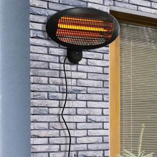 Mario Electric Patio Heater By Belfry Heating