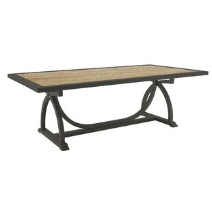 Arches Aluminum Dining Table