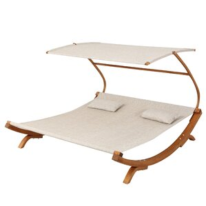 Rhett Friendship Harbor Double Chaise Lounge with Cushion  sc 1 st  AllModern : cushion for double chaise lounge - Sectionals, Sofas & Couches