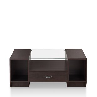 Jeffress Coffee Table with Storage